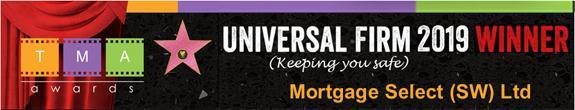 universal firm 2019 winner - TMA Awards - banner